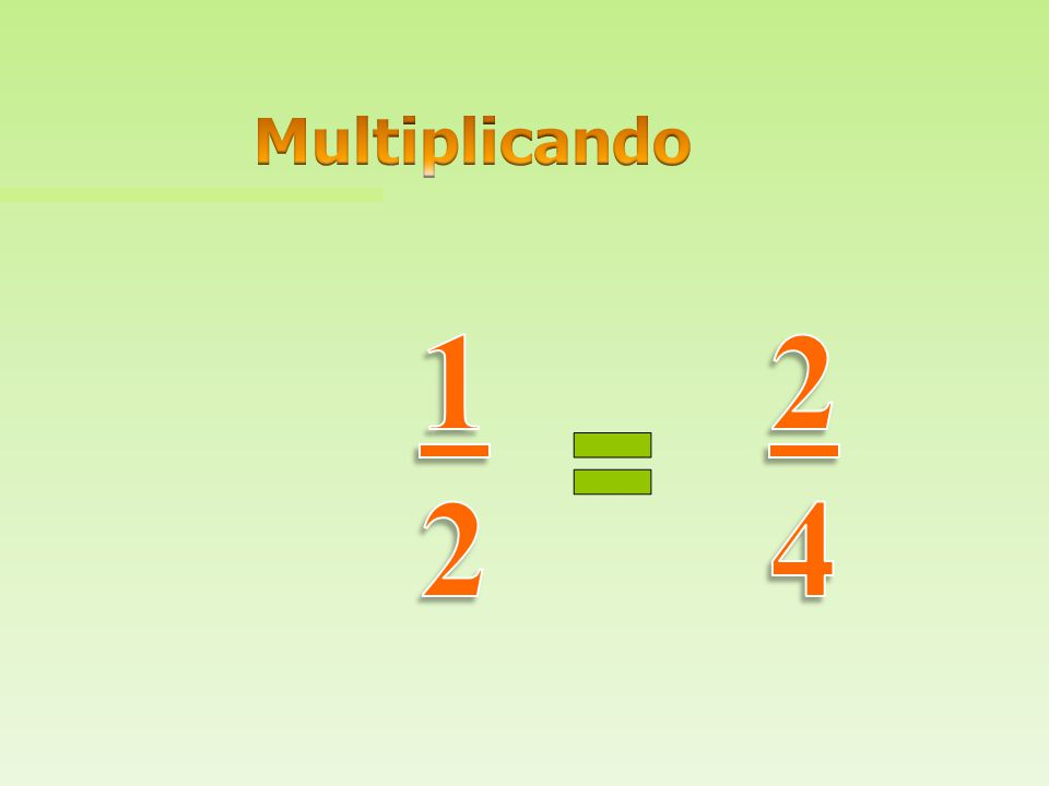 Multiplicando 1 2 2 4