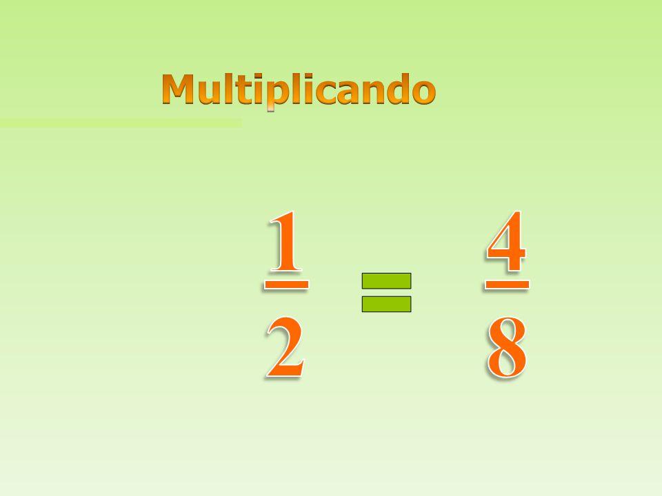 Multiplicando 1 2 4 8