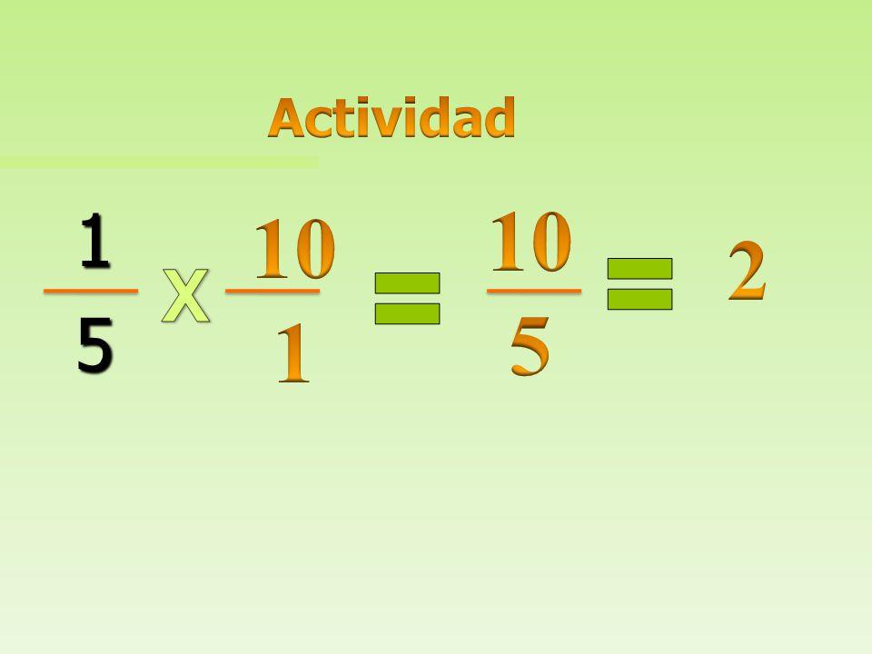 Actividad 10 5 1 5 10 1 2 X