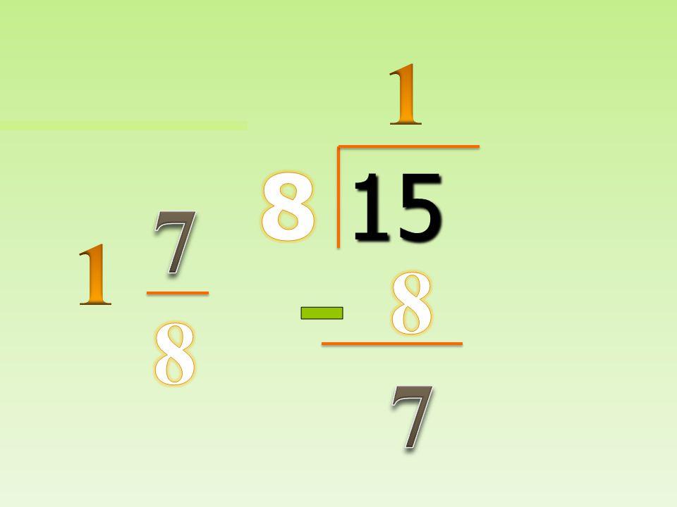 1 8 15 7 1 8 8 7