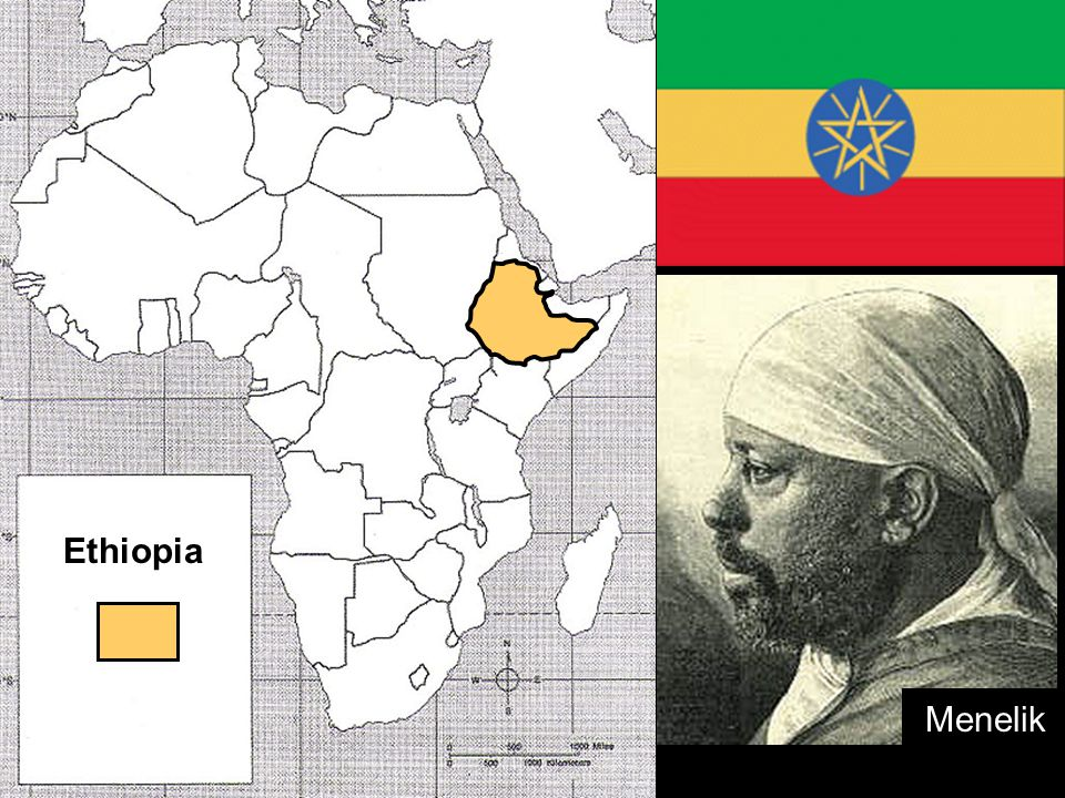 Ethiopia Menelik