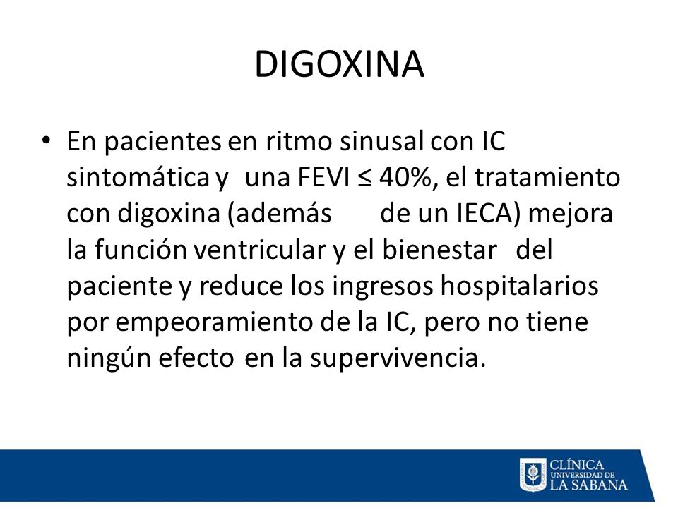 DIGOXINA