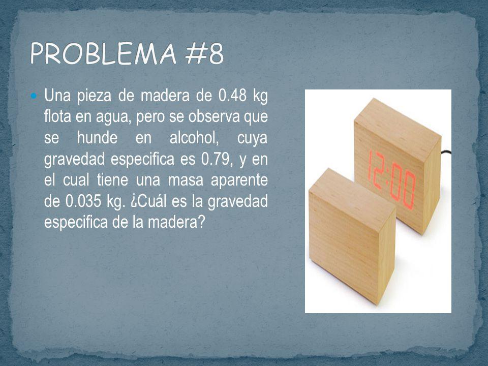 PROBLEMA #8