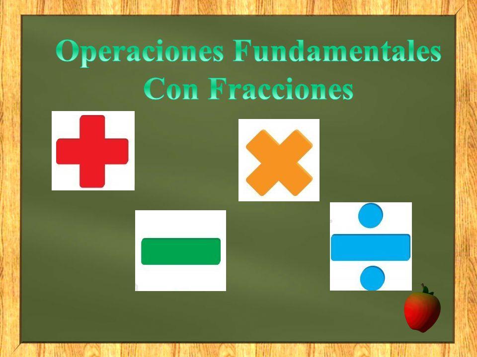 Operaciones Fundamentales
