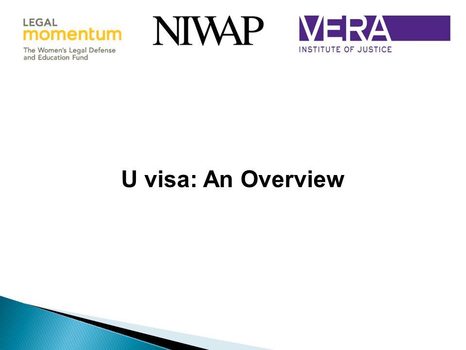 U visa: An Overview