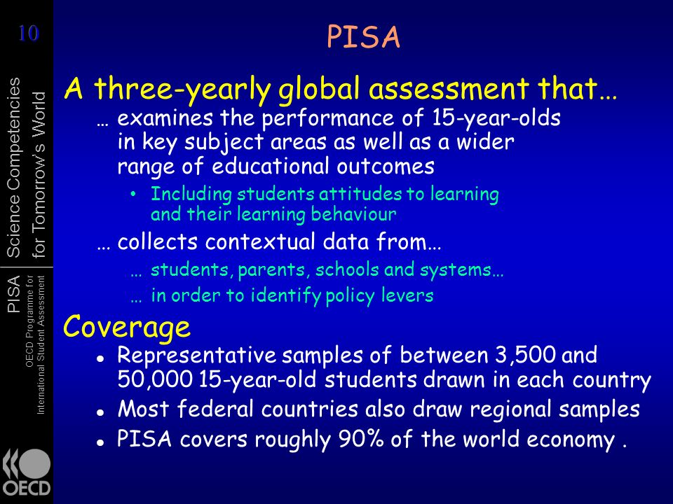A three-yearly global assessment that…