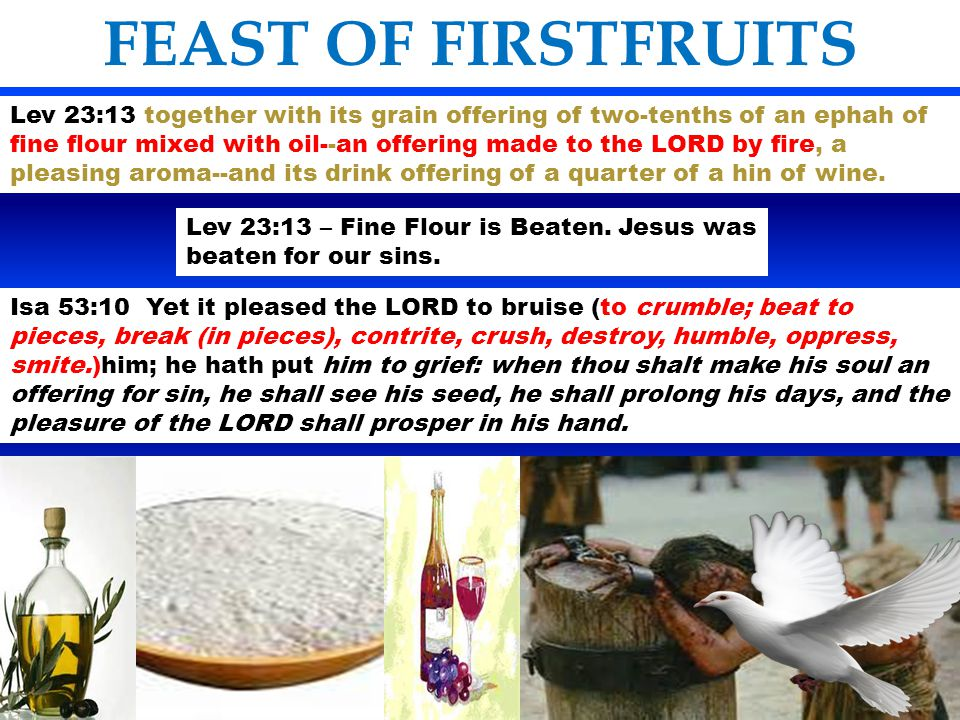 FEAST OF FIRSTFRUITS