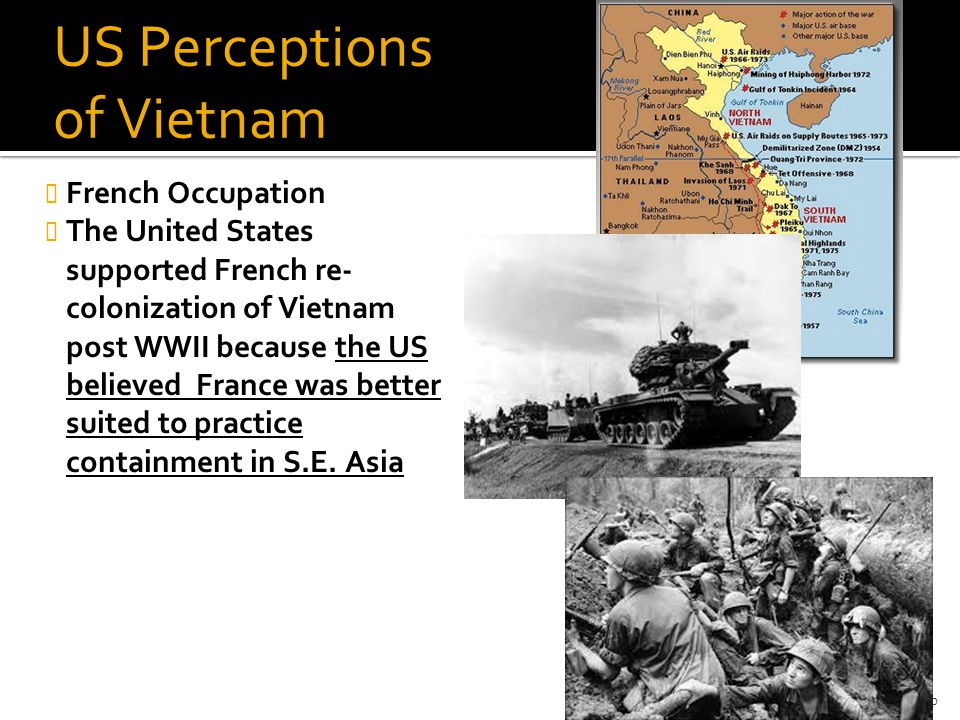 US Perceptions of Vietnam
