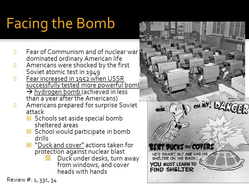 Facing the Bomb https://www.youtube.com/watch v=IKqXu-5jw60