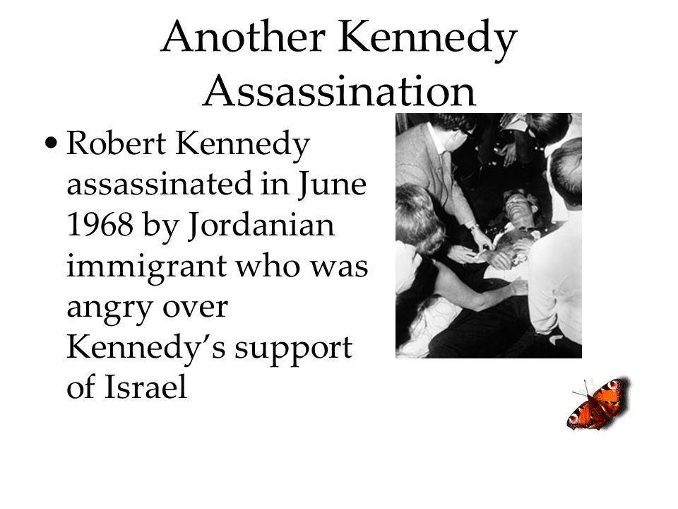 Another Kennedy Assassination