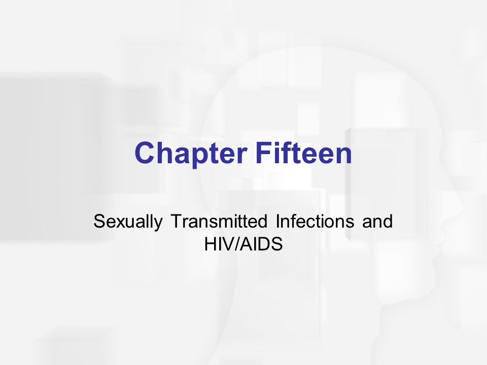Small Aids and sexually transmitted infections