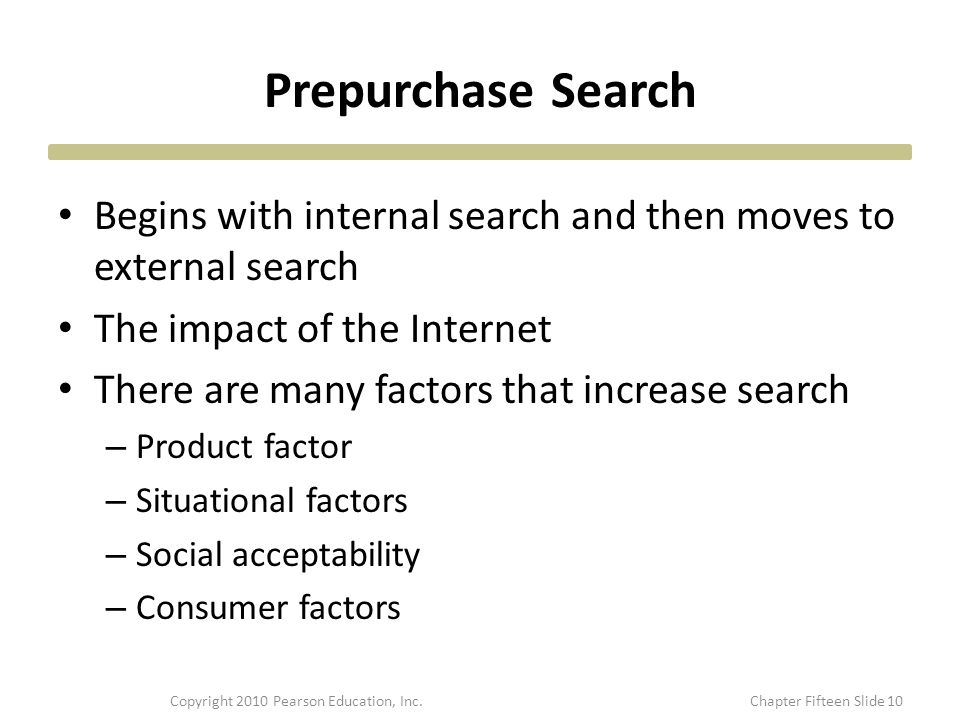 Copyright 2010 Pearson Education, Inc.