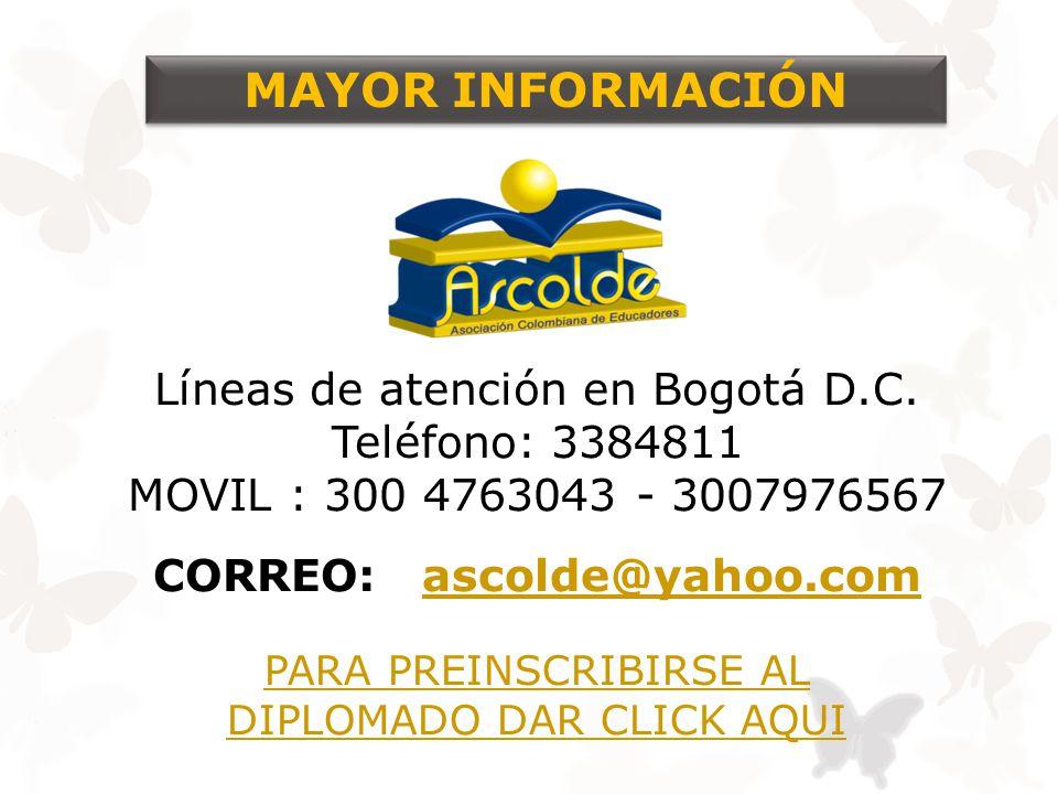 CORREO: ascolde@yahoo.com