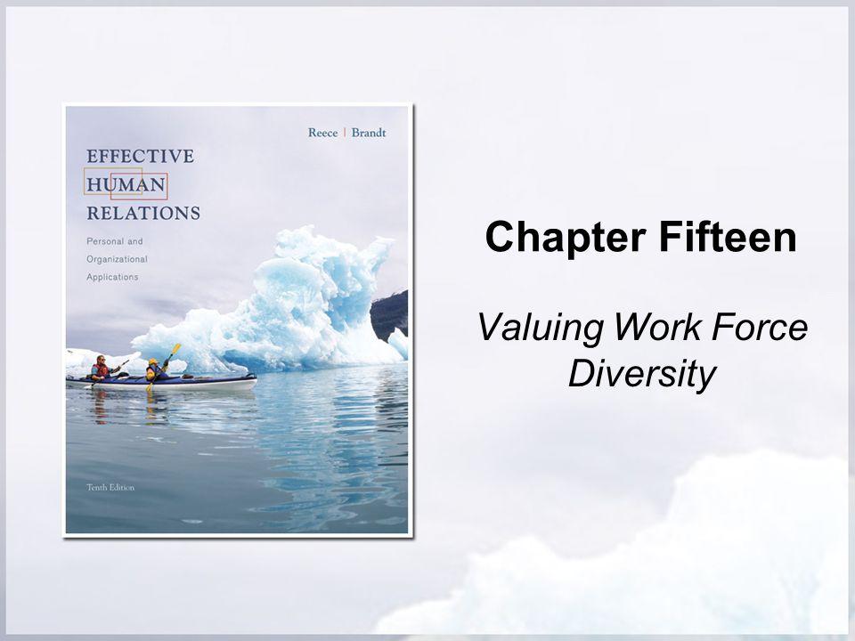 Valuing Work Force Diversity