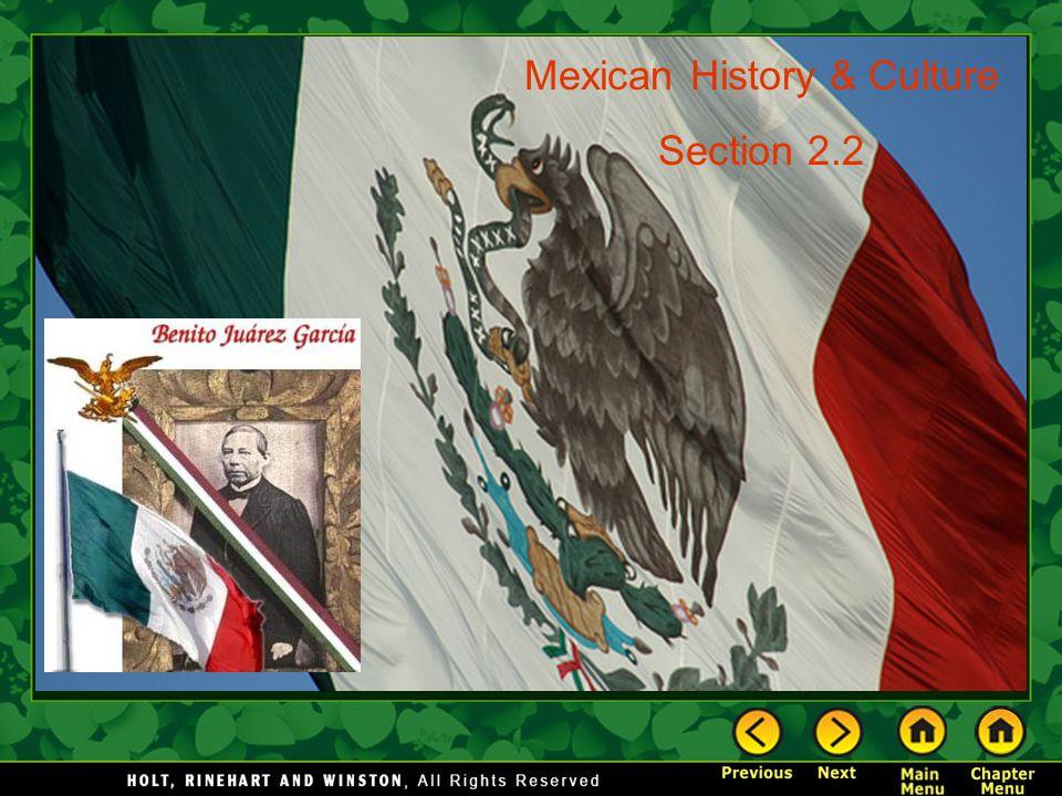 Mexican History & Culture