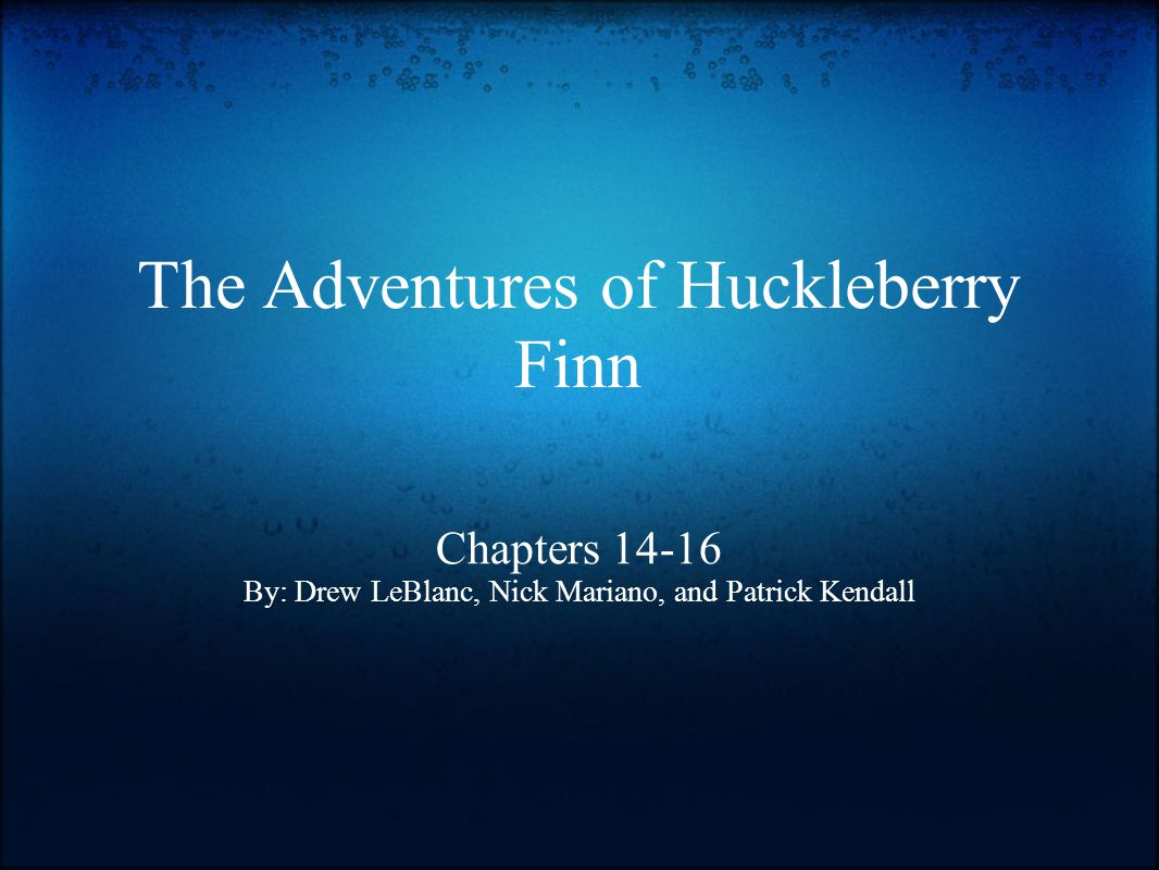 national honor society essay on service Huckleberry Finn