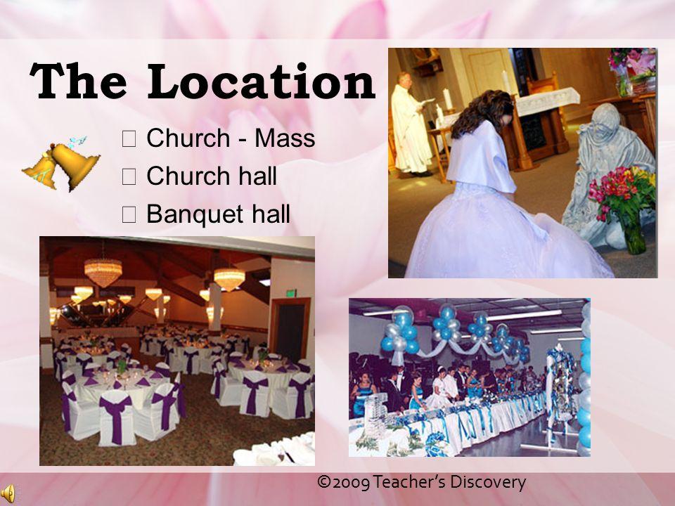 The Location Church - Mass Church hall Banquet hall