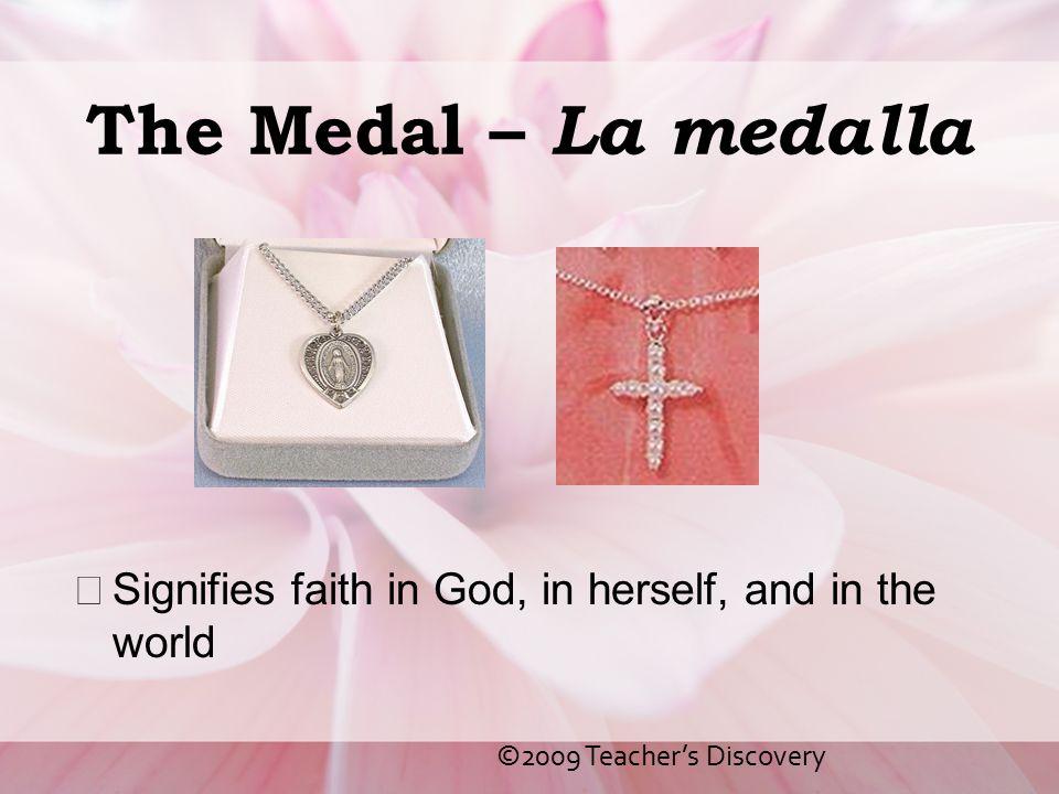The Medal – La medalla