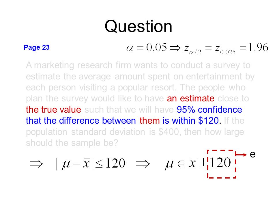 Question Page 23.