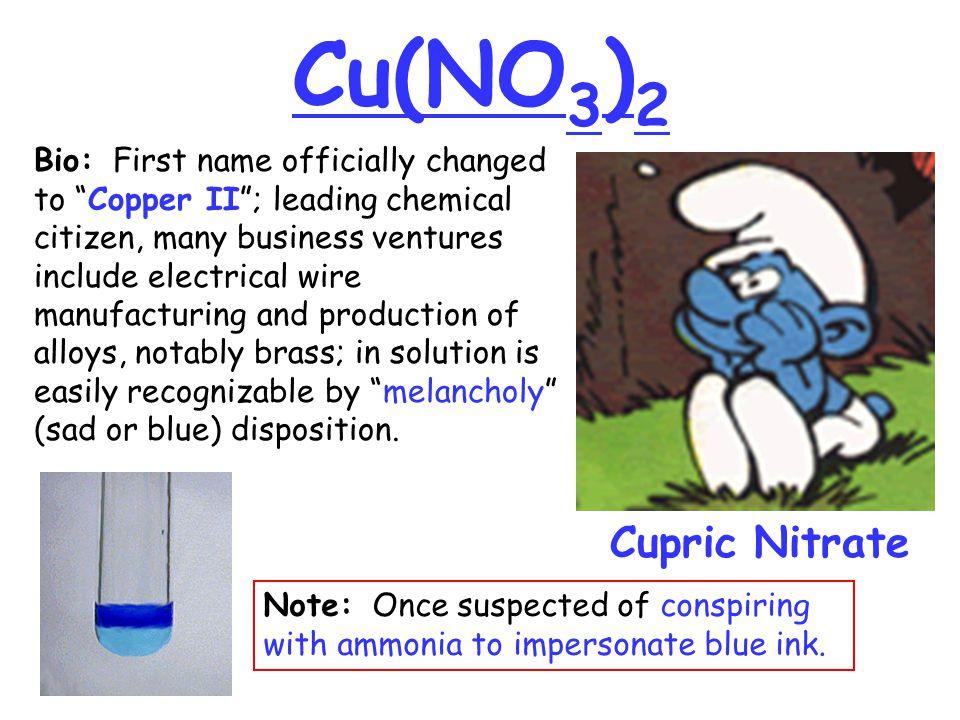 Cu(NO3)2