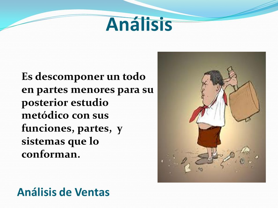 Análisis Análisis de Ventas