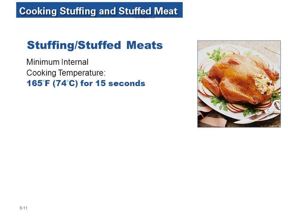Stuffing/Stuffed Meats