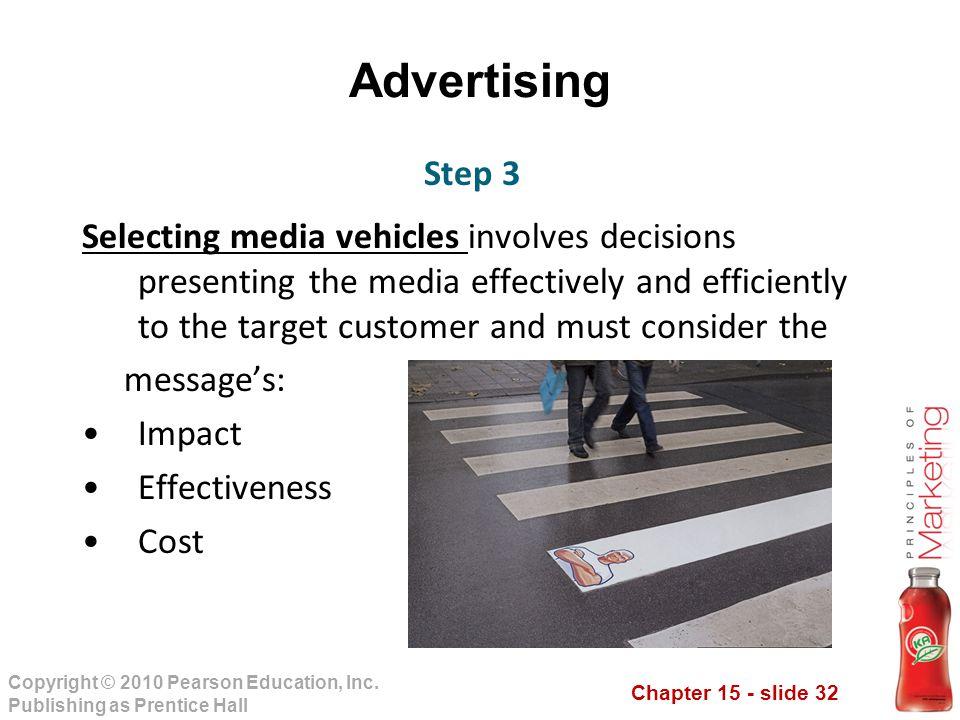 Advertising Step 3.