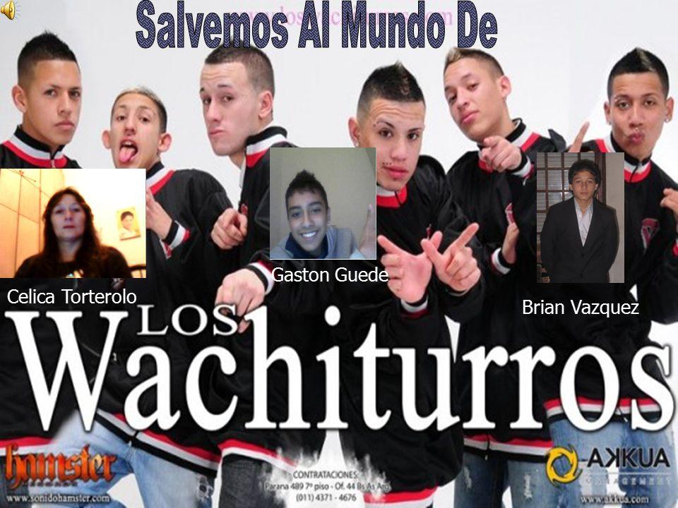 Salvemos Al Mundo De Gaston Guede Celica Torterolo Brian Vazquez