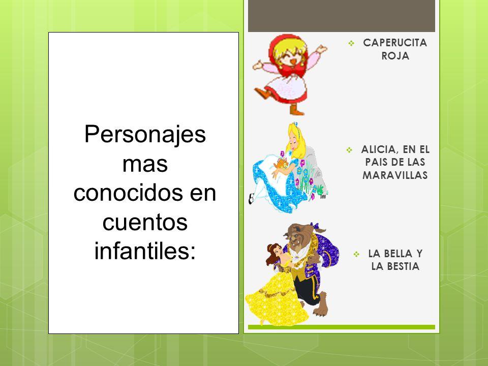 ALICIA, EN EL PAIS DE LAS MARAVILLAS