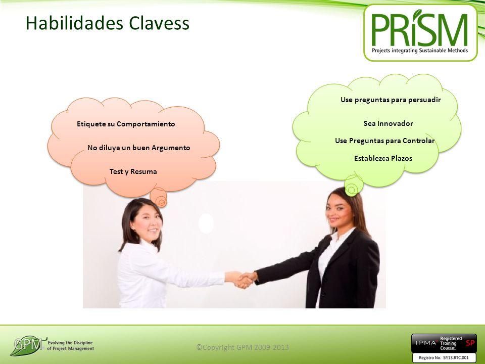 Habilidades Clavess Use preguntas para persuadir