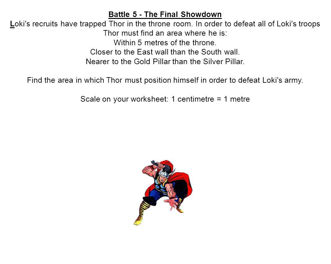 Battle 5 - The Final Showdown