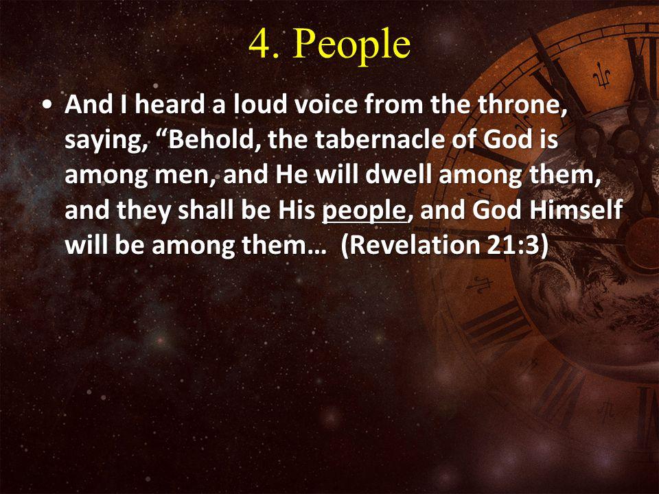 4. People