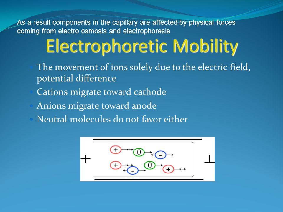 Electrophoretic Mobility