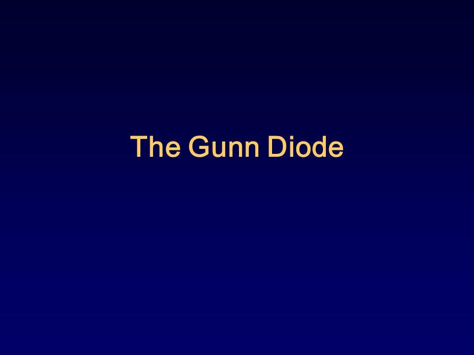 The Gunn Diode