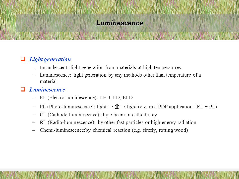 luminescence dating basics methods and applications