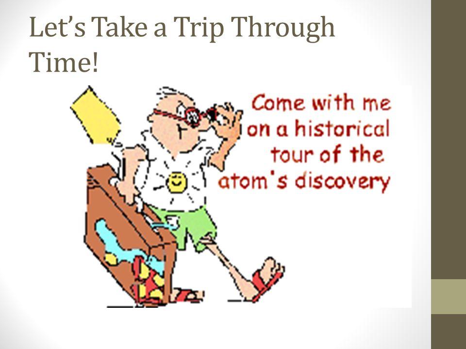 Let's Take a Trip Through Time!