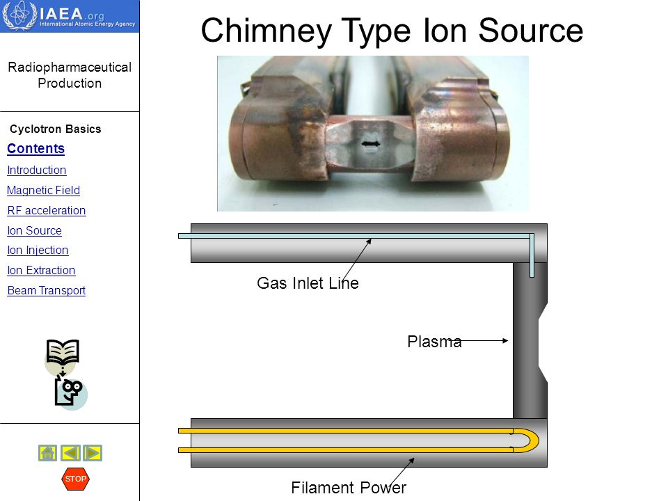 Chimney Type Ion Source