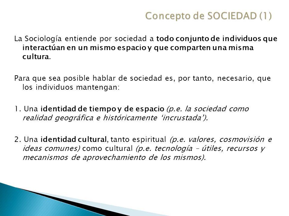 Concepto de SOCIEDAD (1)