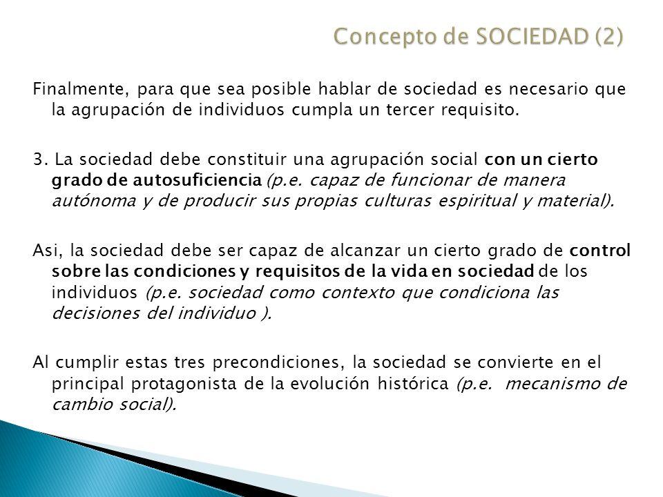 Concepto de SOCIEDAD (2)