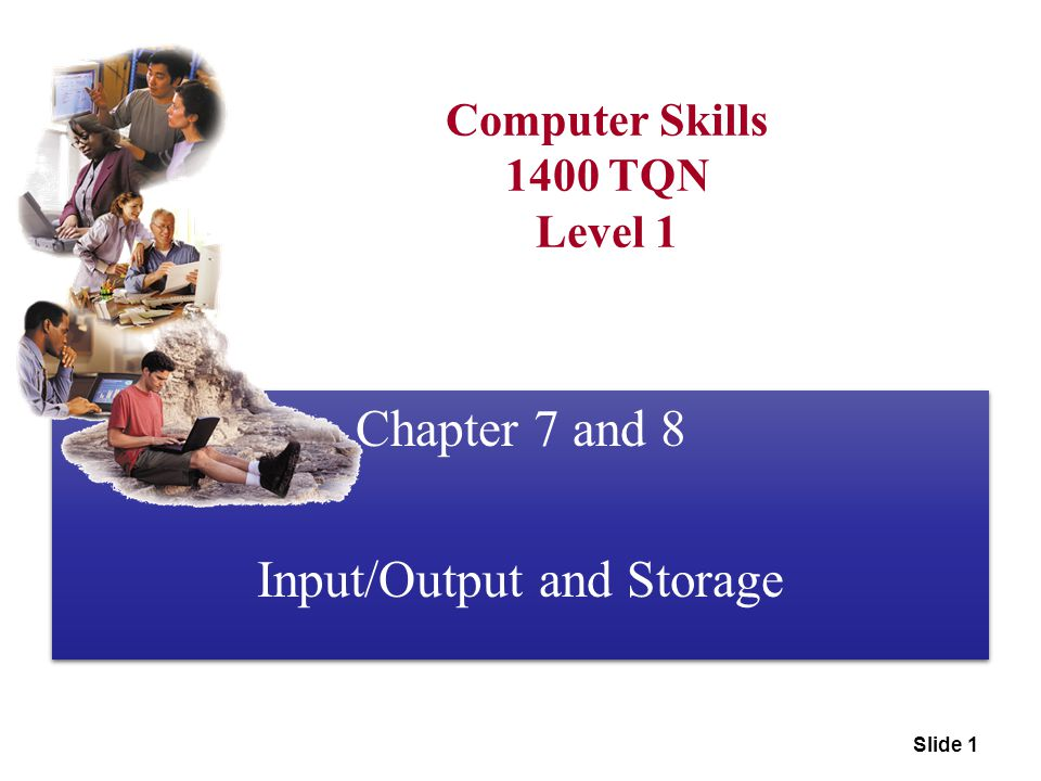 Computer Skills 1400 TQN Level 1