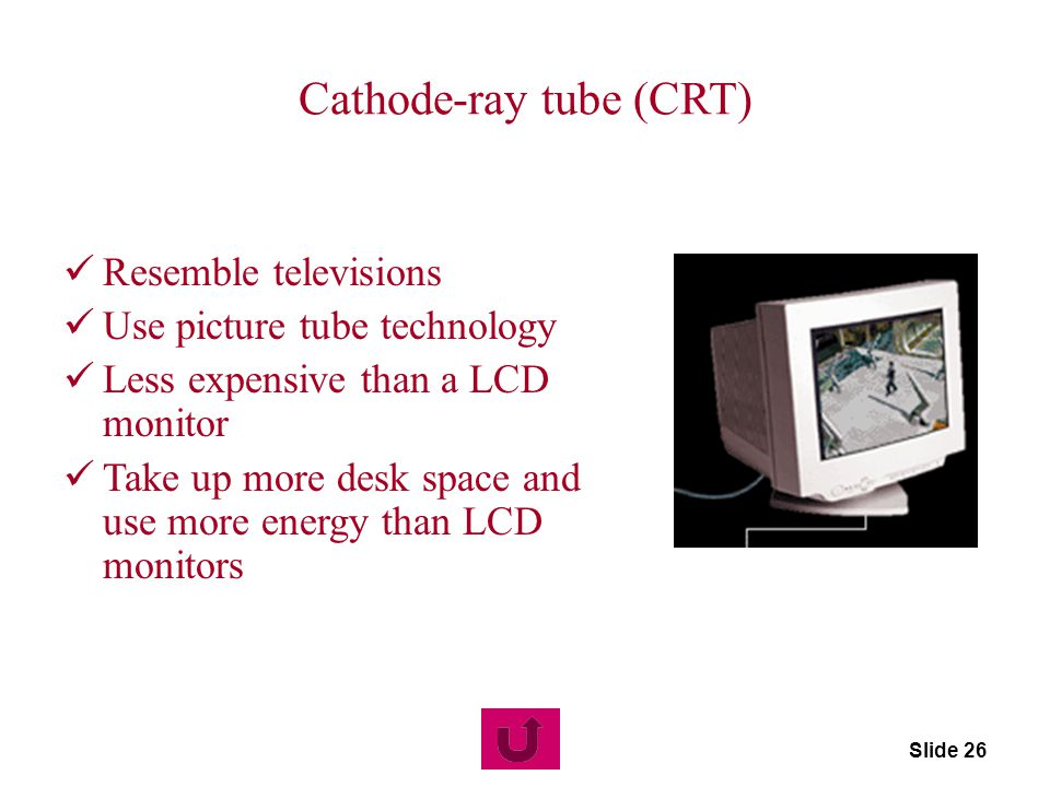 Cathode-ray tube (CRT)