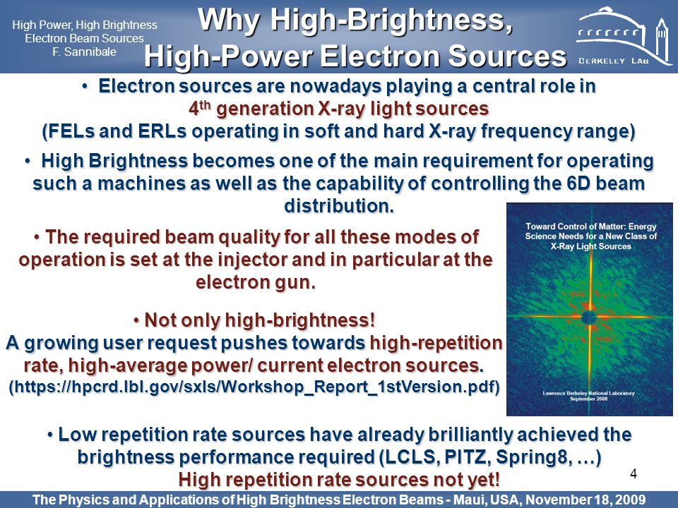 High-Power Electron Sources