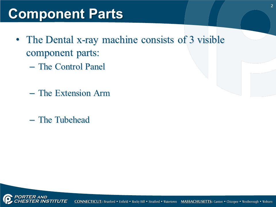 Dental X Ray Machine 118 Radiology Ppt Video Online