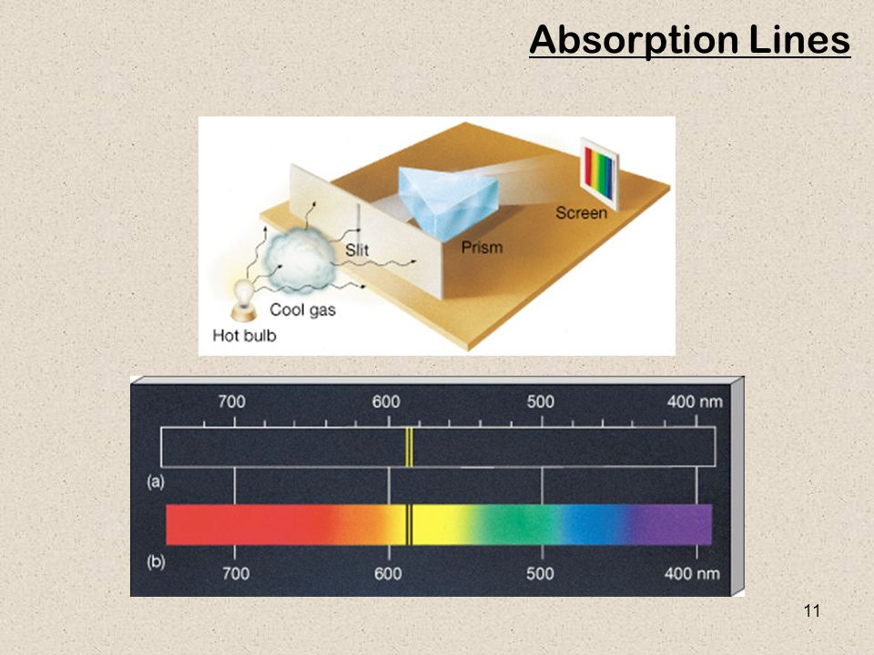 Absorption Lines