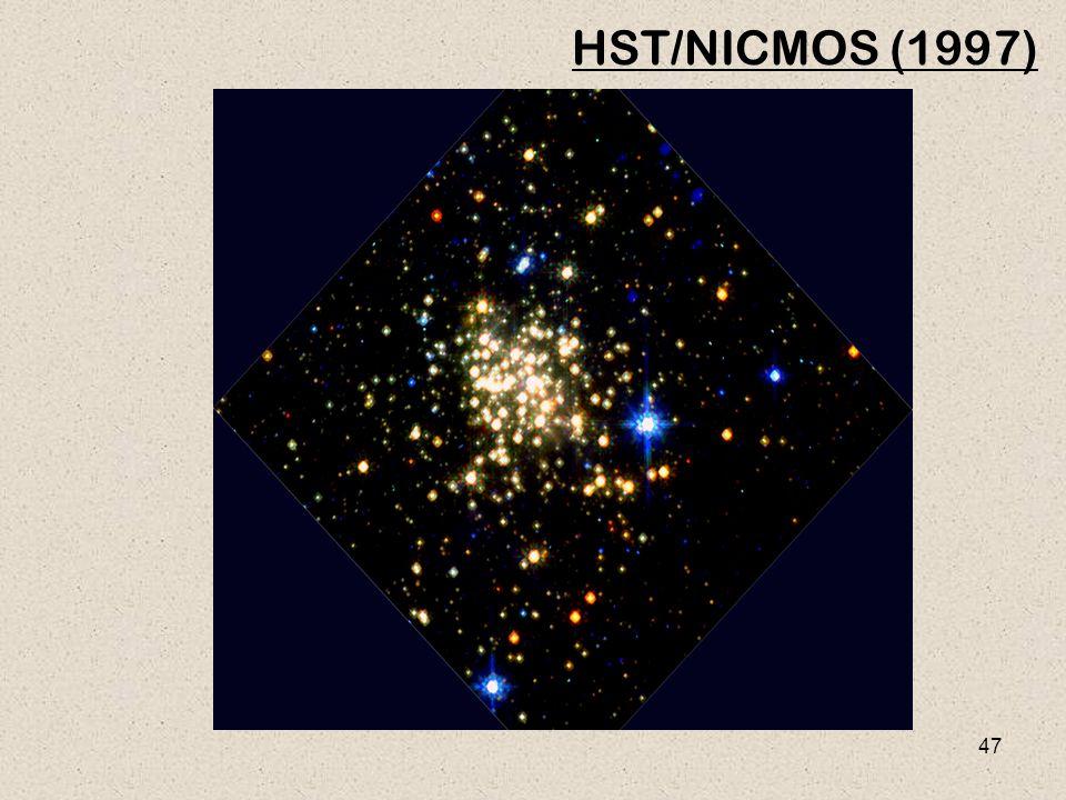 HST/NICMOS (1997)