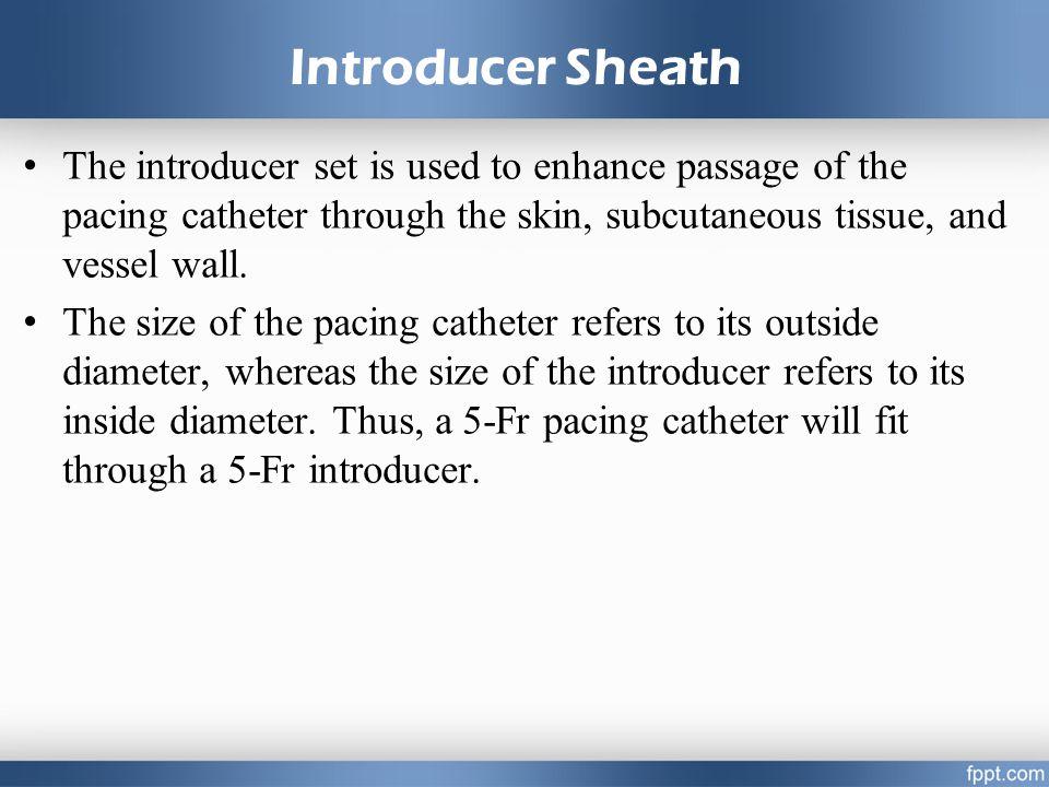 4/14/2017 7:22 PM Introducer Sheath.