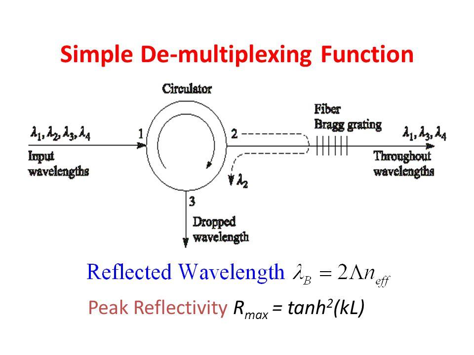 Simple De-multiplexing Function