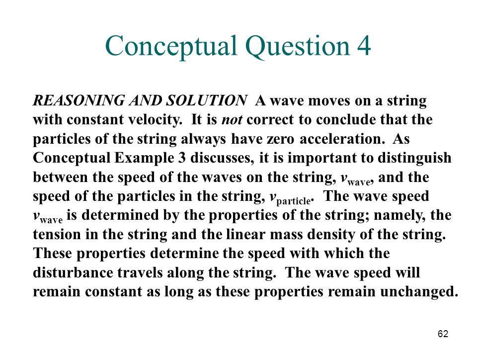 Conceptual Question 4