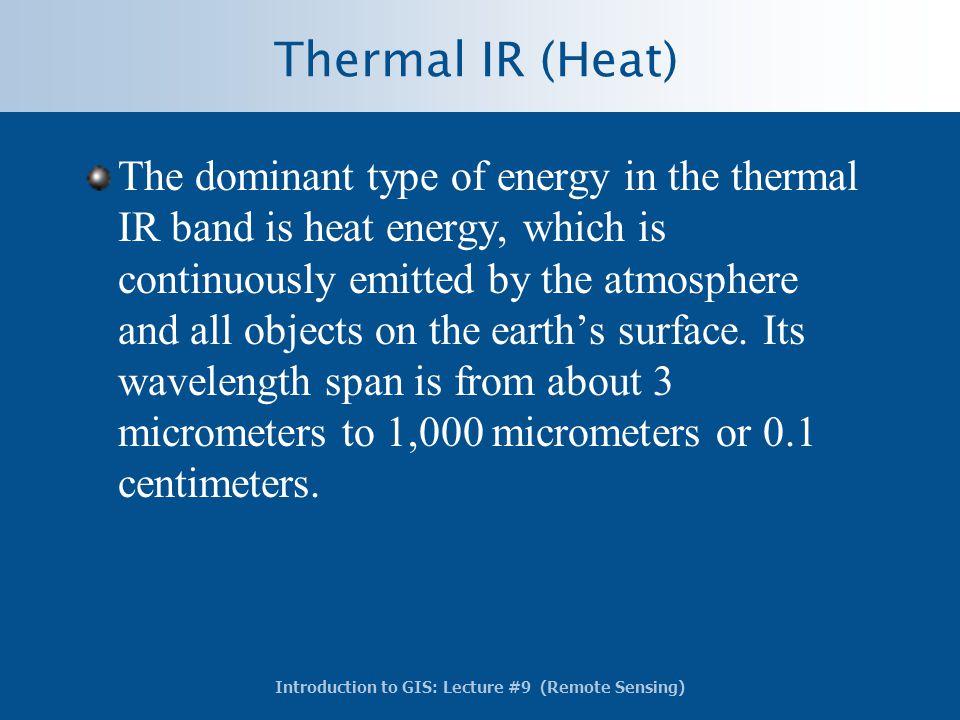 Thermal IR (Heat)