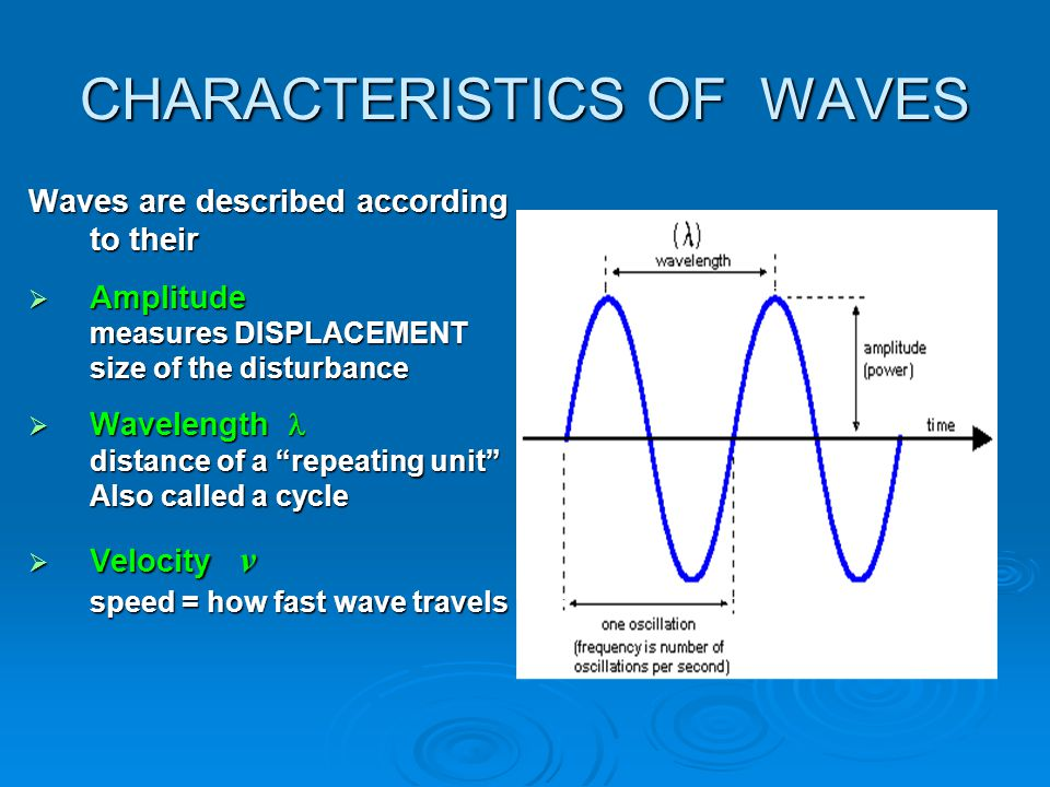 nature of waves Mechanical waves -waves that require a medium through which to travel name two types of mechanical waves -transverse and longitudinal which typ.
